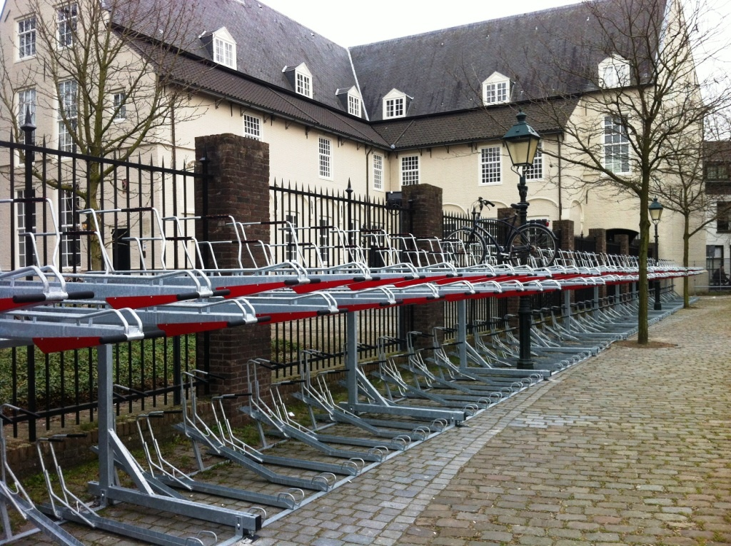 Haven Breda - 2ParkUp front fork support 5